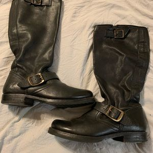 FRYE Veronica Slouch Boots 6.5